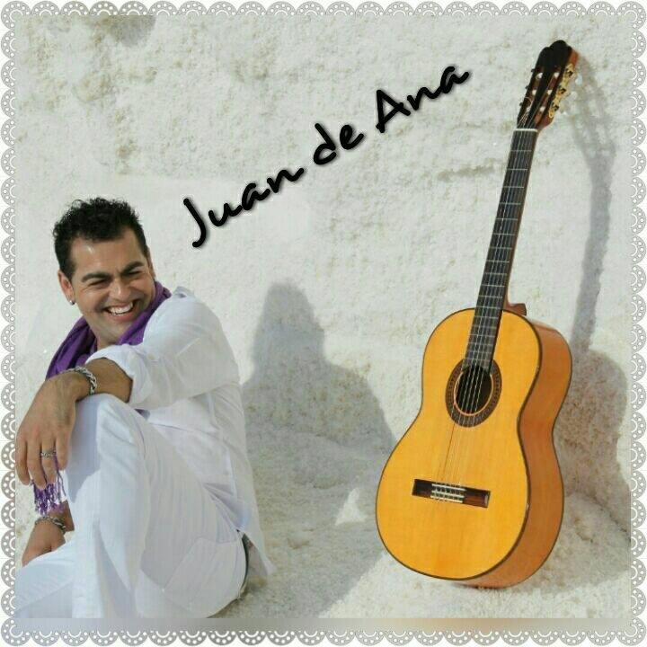 Actuación de Juan de Ana en El Huerto Copas