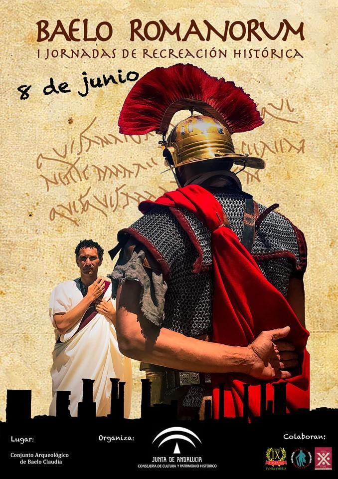 Baelo Romanorum. I Jornadas de Recreación Histórica en Baelo Claudia