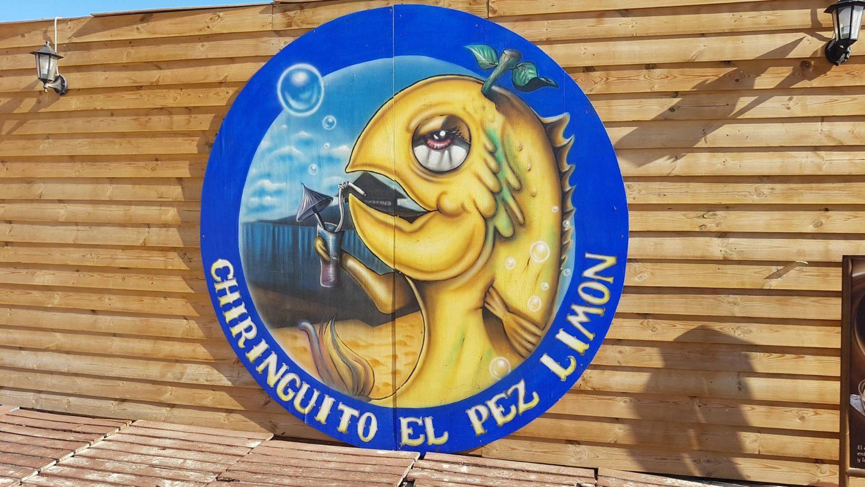 Actuación de La Barberia del Sur en el chiringuito El Pez Limón