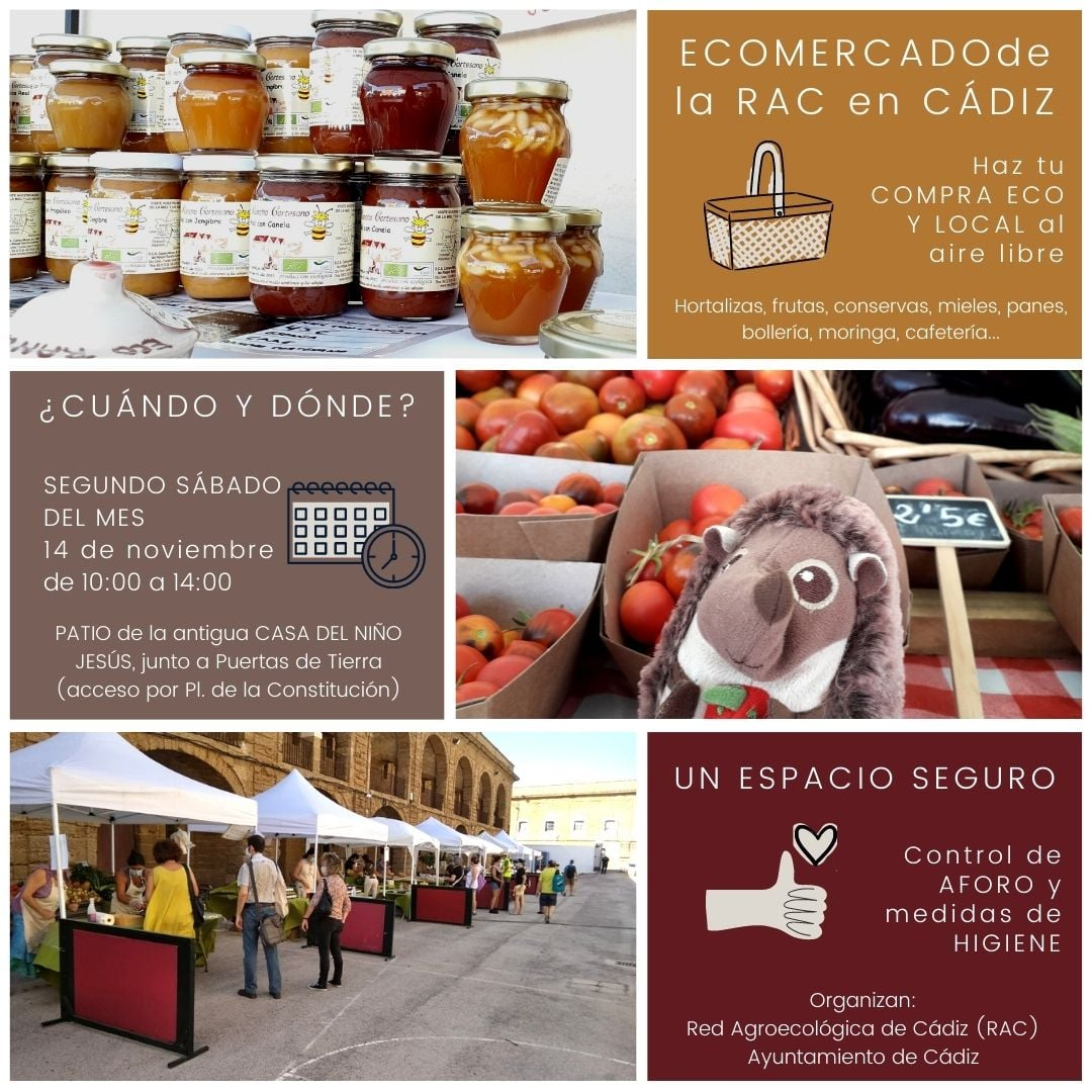 Ecomercado de Cádiz
