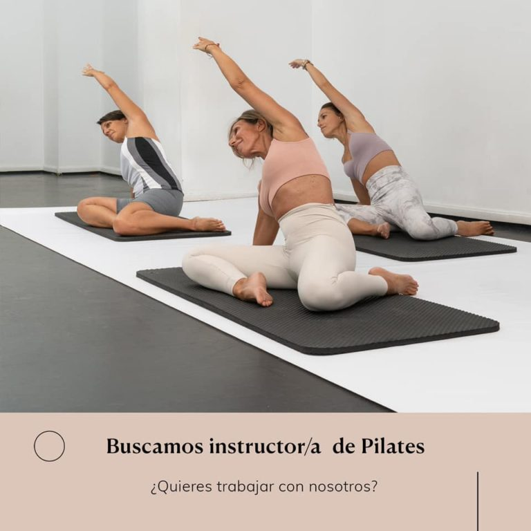 Instructor-a de Pilates en Cádiz