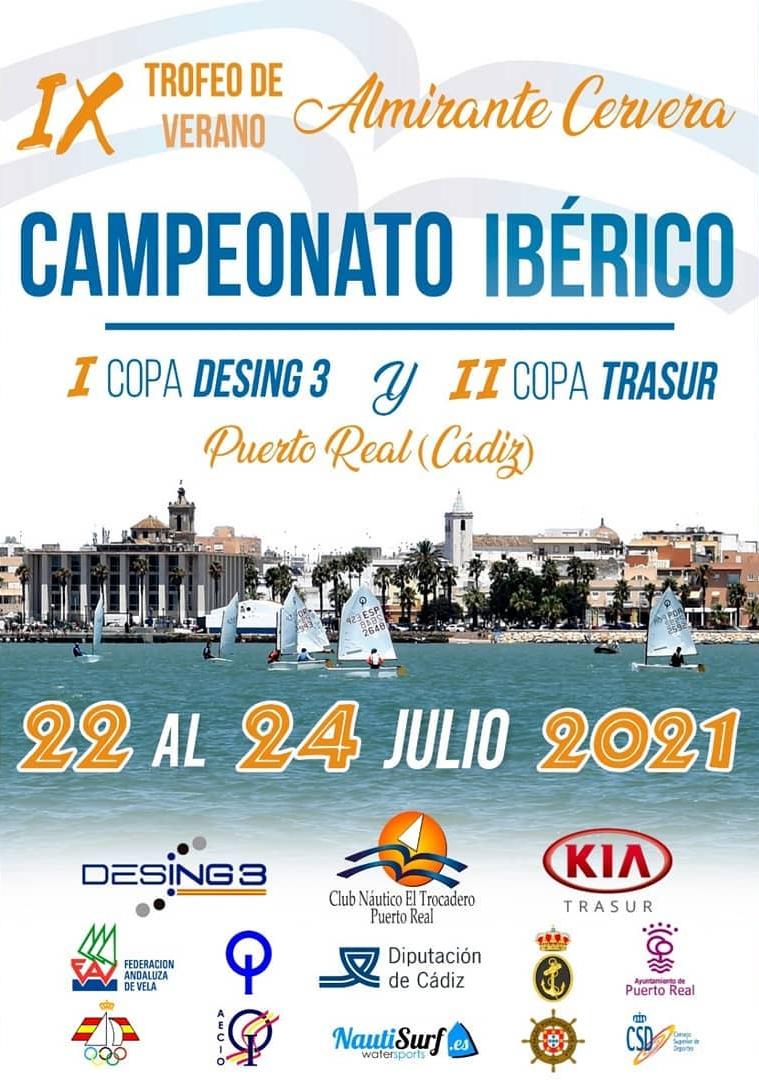 IX Trofeo de Verano - Almirante Cervera en Club Náutico El Trocadero