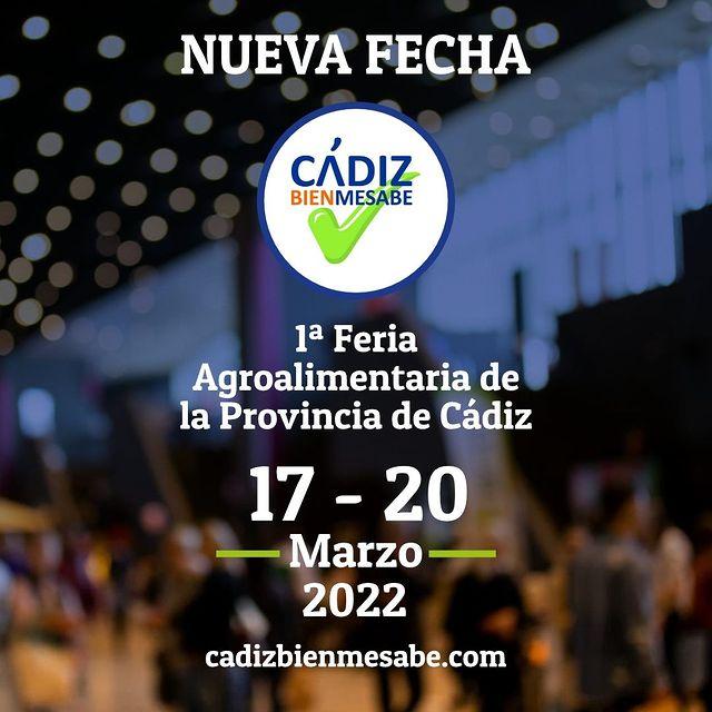 Iª Feria agroalimentaria de la provincia Cádiz BienMeSabe en IFECA Jerez