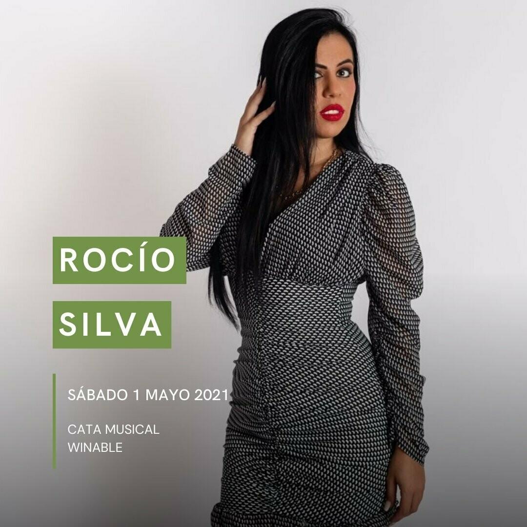 Cata Musical entre viñas al atardecer con Rocío Silva