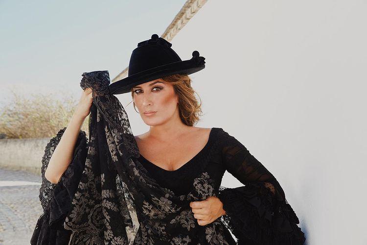 Actuación de Estrella Morente en Trocadero Festival Flamenco Sotogrande