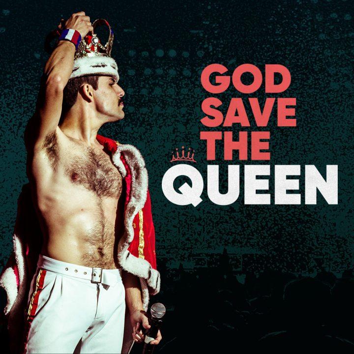 God Save The Queen - Concert Music Festival Sancti Petri
