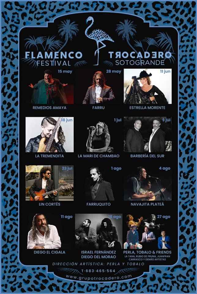 Festival de Flamenco Trocadero Sotogrande