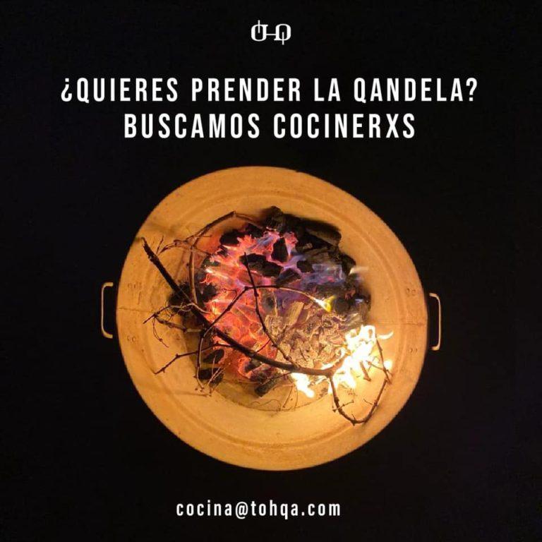 Cocineros_as y Segundo_a de Cocina – Restaurante TohQa – El Puerto