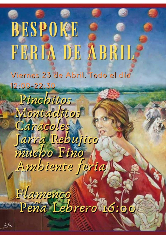 Feria de Abril en Bespoke
