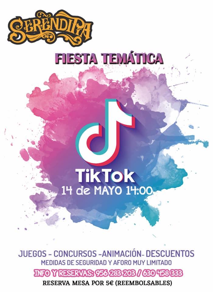 Fiesta Temática 'TIK TOK' en Serendipia