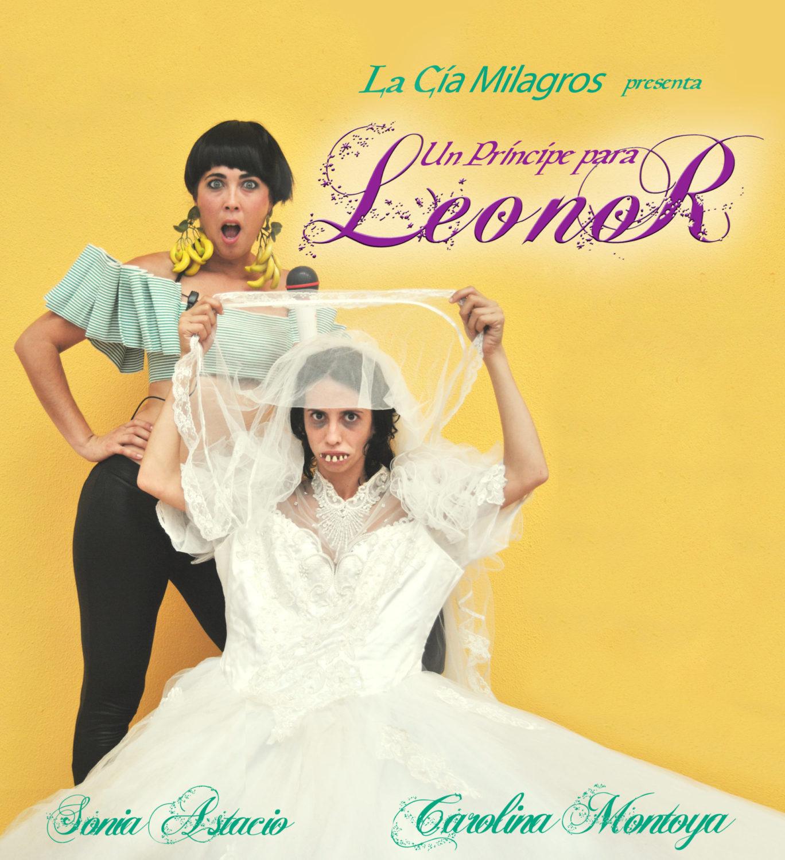 Teatro Comedia 'Un príncipe para Leonor' en el Teatro Alameda