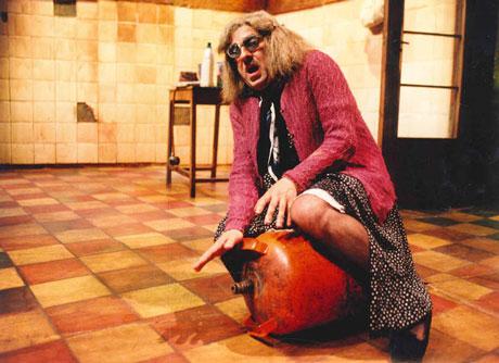 Teatro '¿Taí, Virginia?' en el Teatro Alameda