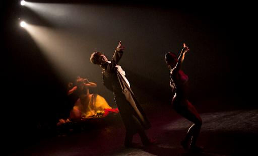 Danza 'No amanece en Génova' en el Teatro Alameda
