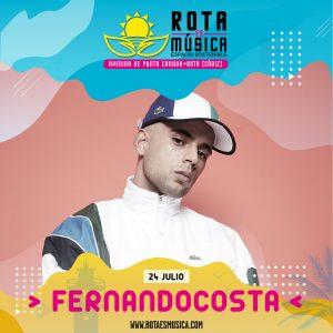 Concierto FERNANDO COSTA - Rota es Música