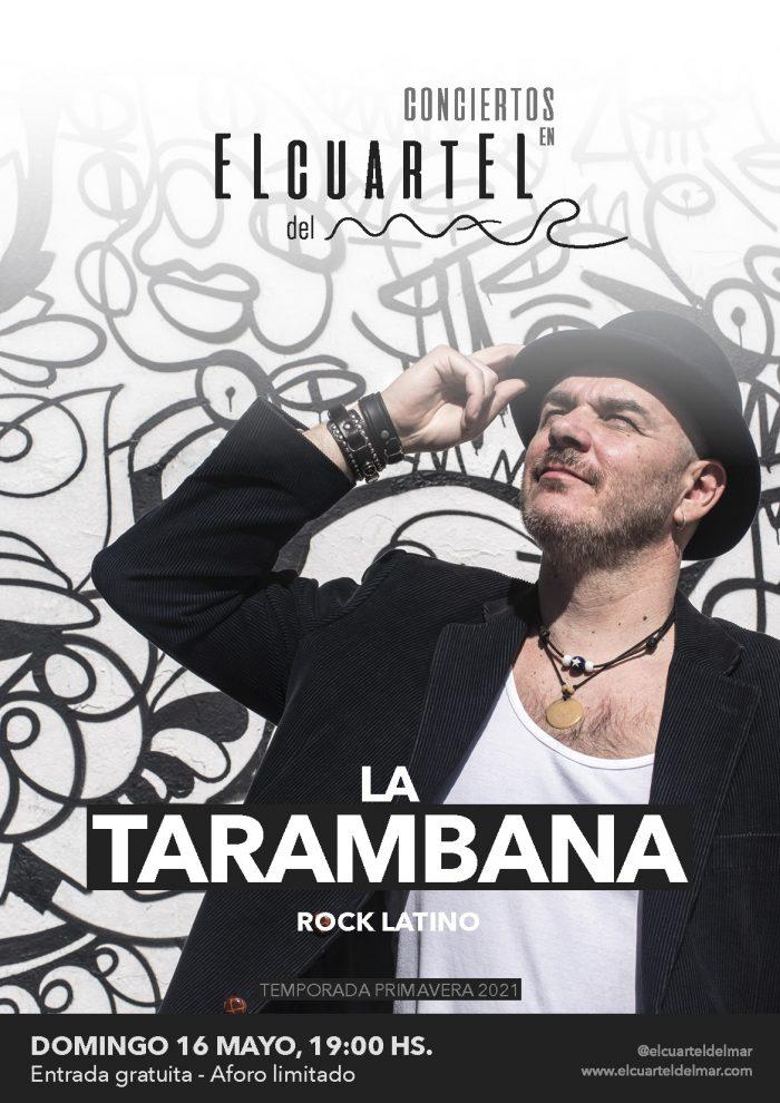 Concierto de La Tarambana en El Cuartel del Mar