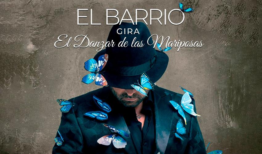 Concierto El Barrio - Cabaret Festival - Algeciras