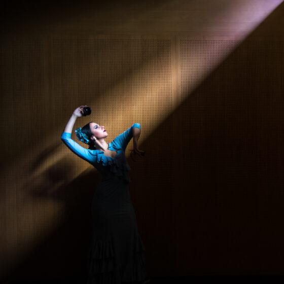 Espectáculo 'Aquel Tablao' Baile, cante y toque en el Centro Flamenco La Merced