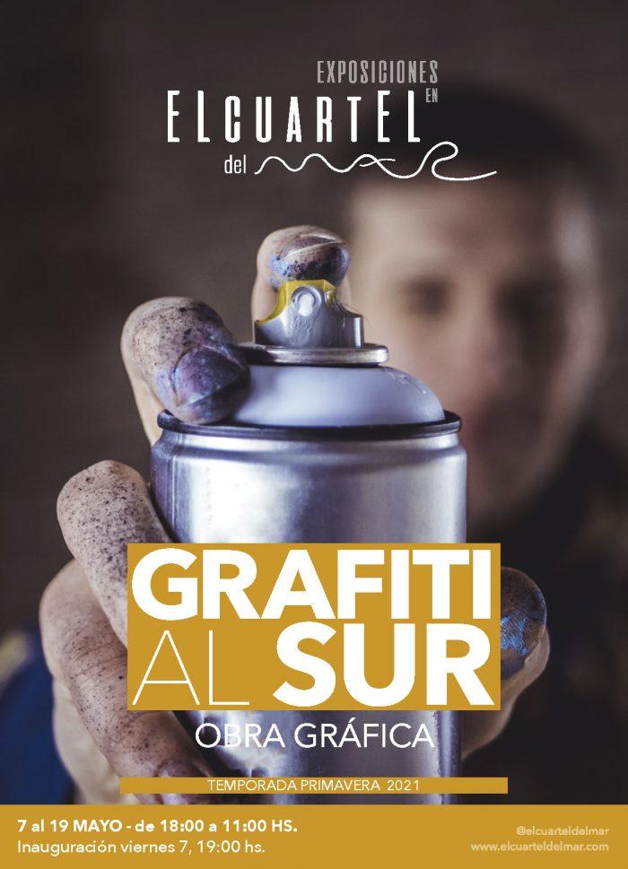 Exposición 'Graffiti al Sur' en El Cuartel del Mar