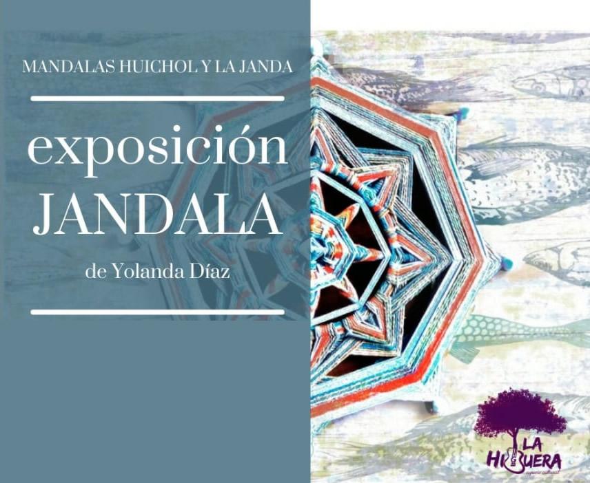 Exposición 'JANDALA' de Yolanda Díaz en La Higuera