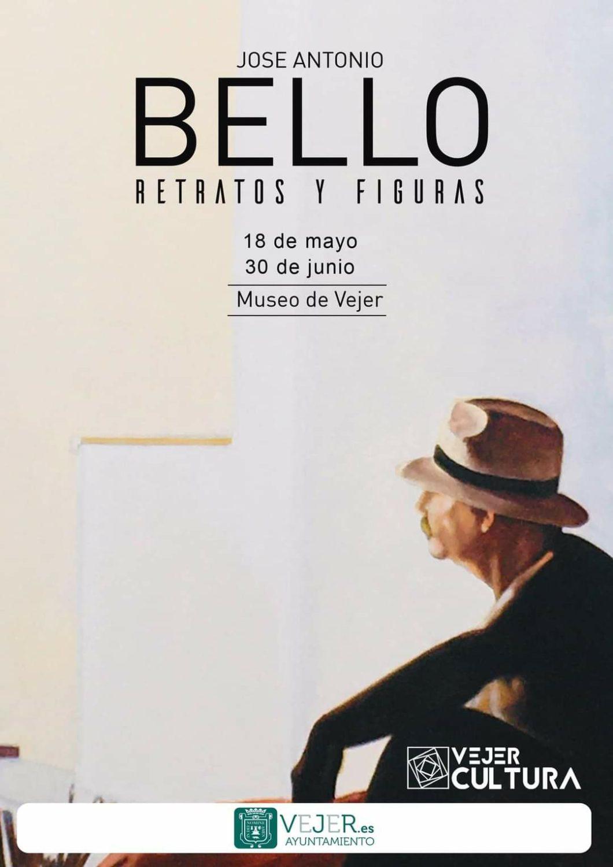 Exposición 'Retratos y Figuras' de José Antonio Bello en el Museo de Historia y Arqueología