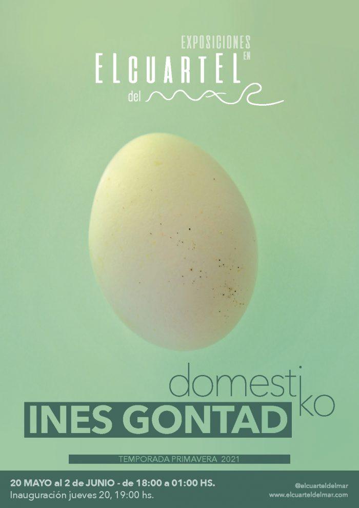 Exposición 'Domestiko' de Inés Gontad en El Cuartel del Mar