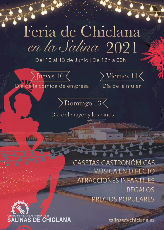 Feria de Chiclana en la Salina 2021