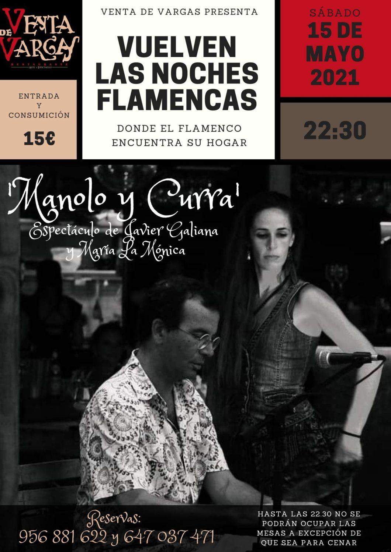 Noches Flamencas 'Manolo y Curra' en Venta de Vargas