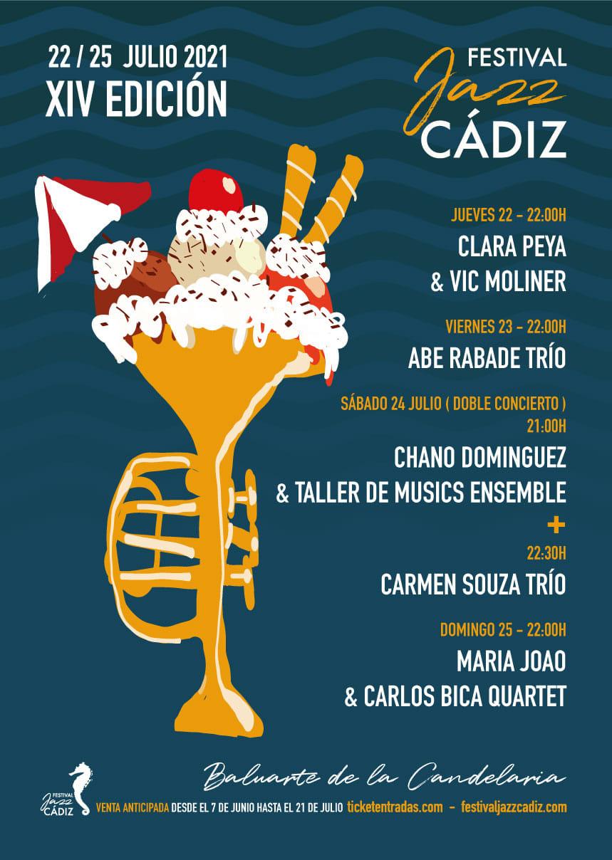 XIV Festival Jazz Cádiz 2021