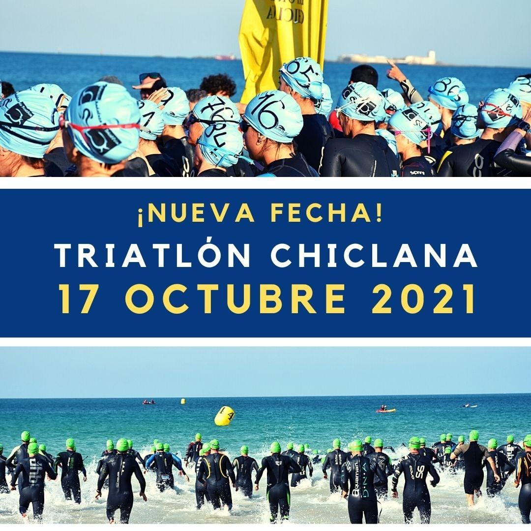 XXXIII Triatlón de Ciudad de Chiclana 2021