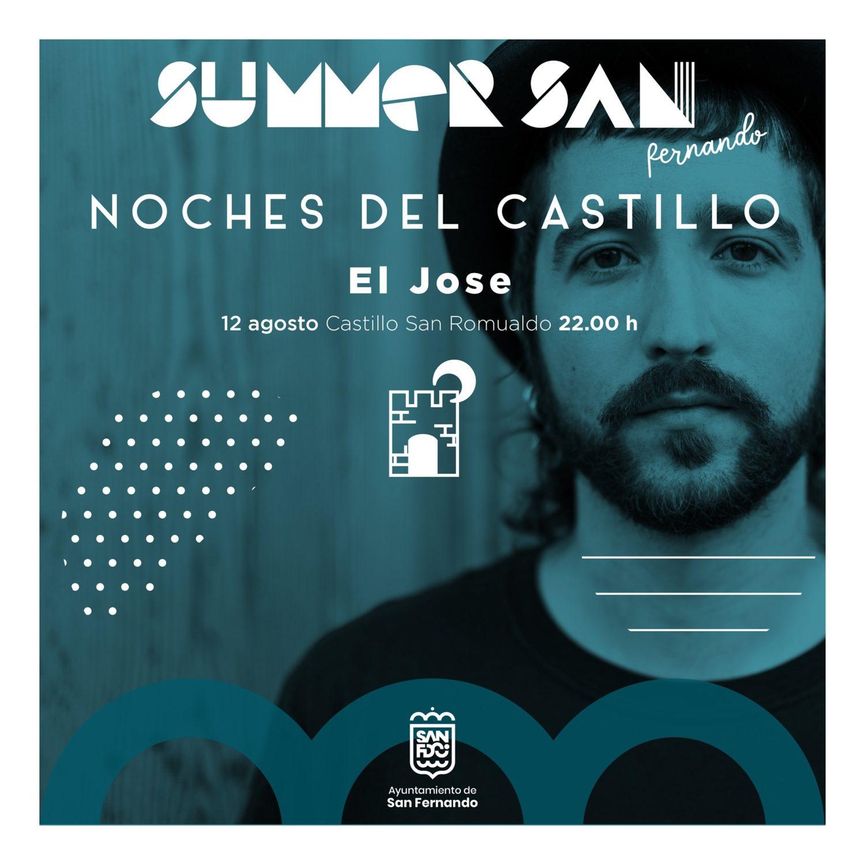Actuación de El Jose en Summer San Fernando