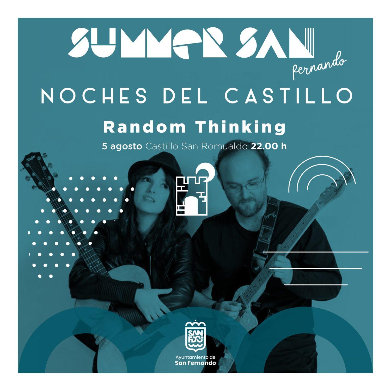Actuación de Random Thinking en Summer San Fernando