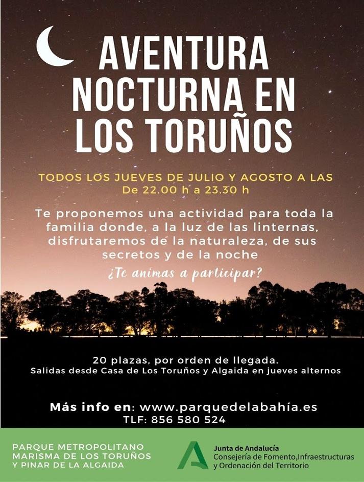 Aventura Nocturna en los Toruños