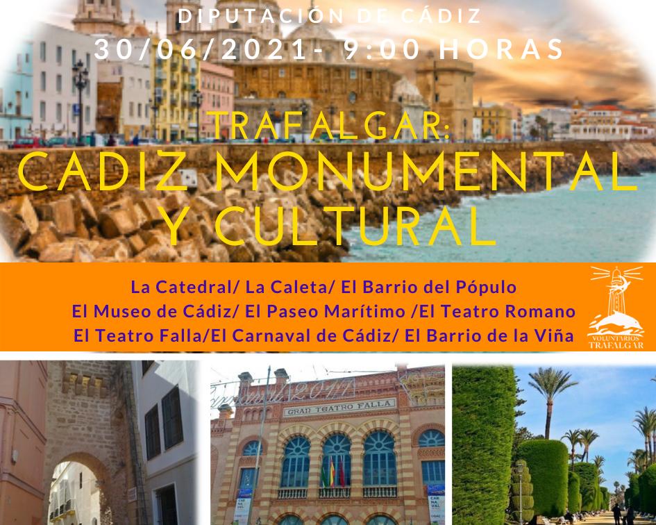 Visita - Cádiz Monumental y Cultural