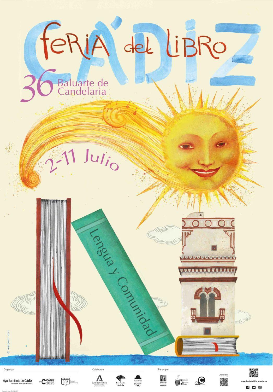 Feria del Libro de Cádiz 2021