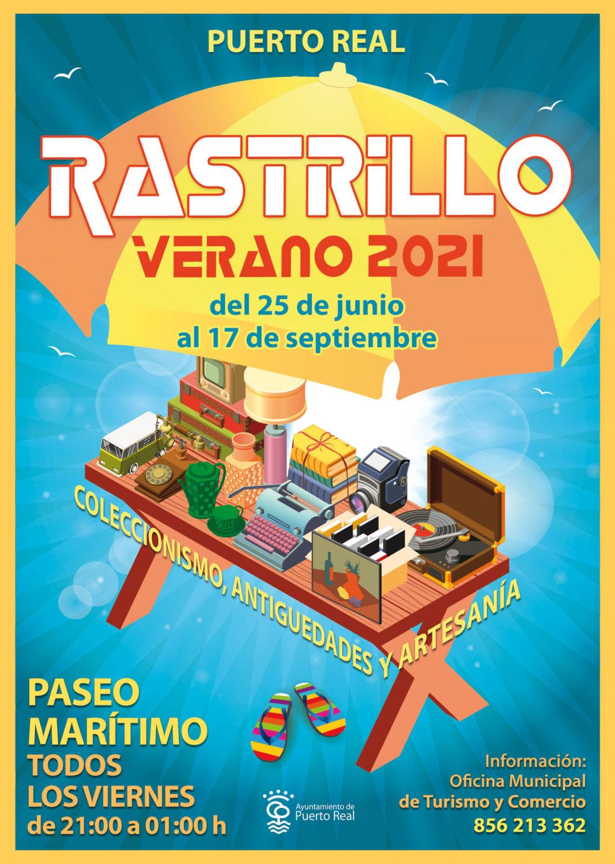 Rastrillo de Verano 2021 de Puerto Real