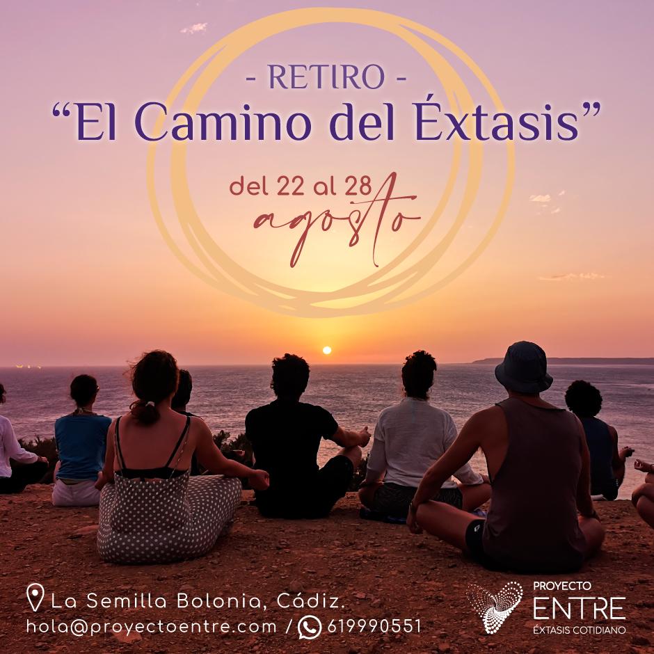 Retiro 'El Camino del Éxtasis' - viaje de transformación consciente en Bolonia, Cádiz