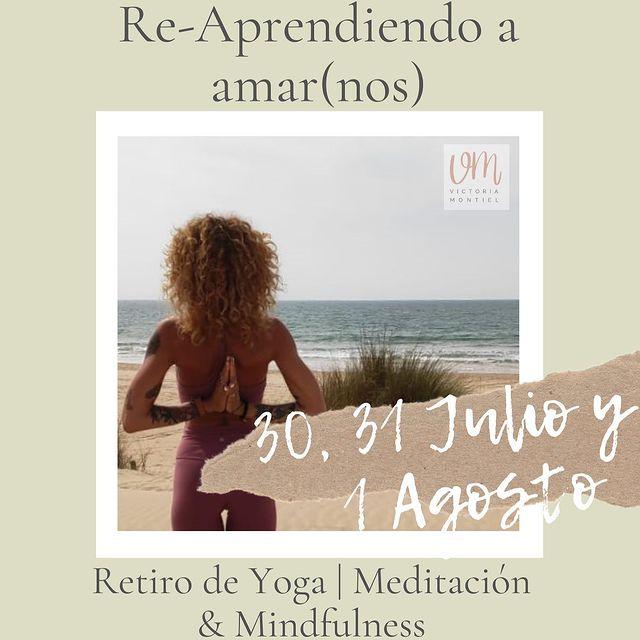 Retiro Re-Aprendiendo a amar(nos) - Yoga, Meditación y Mindfulness en La Alcaidesa, Cádiz