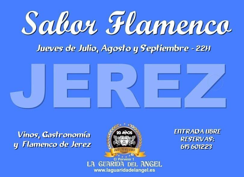 Sabor Flamenco 'Vinos, Gastronomía y Flamenco de Jerez' en La Guarida del Ángel