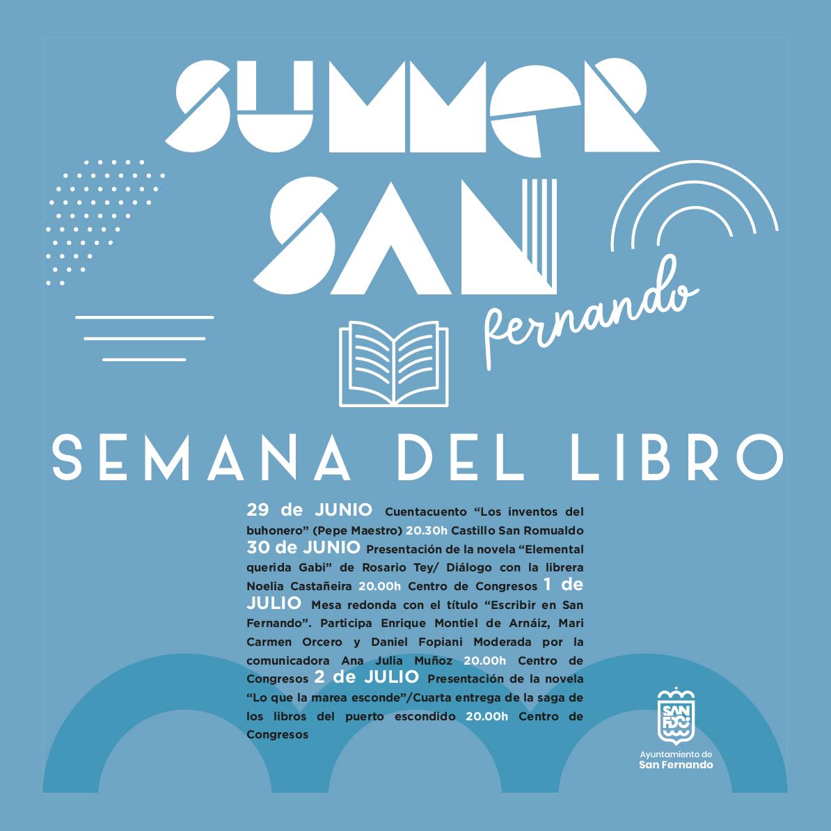 Semana del Libro en San Fernando - Summer San