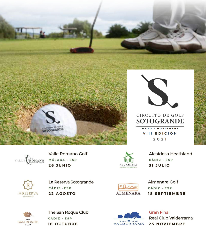 Torneo Almenara Golf - VIII Circuito de Golf Sotogrande 2021