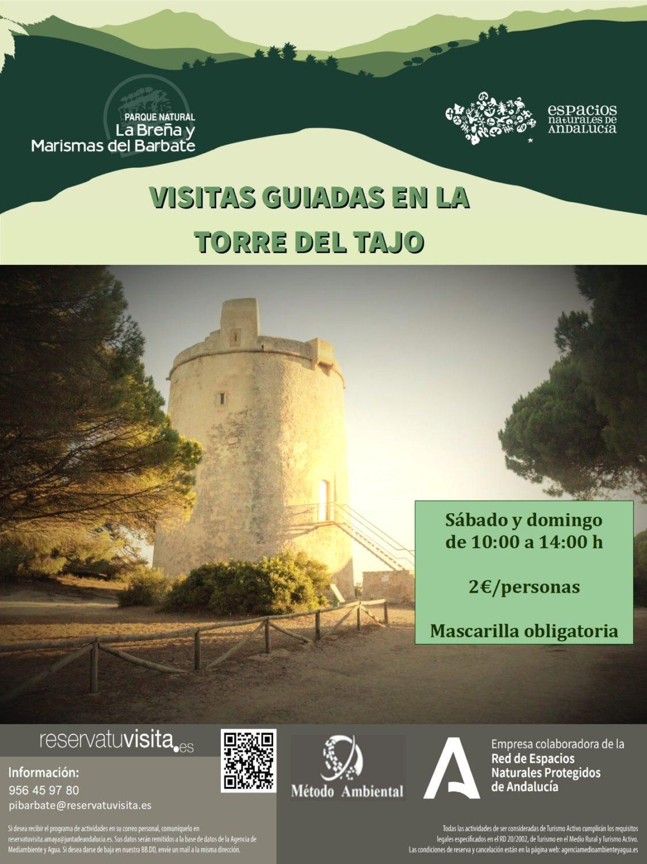 Visita Guiada a la Torre del Tajo