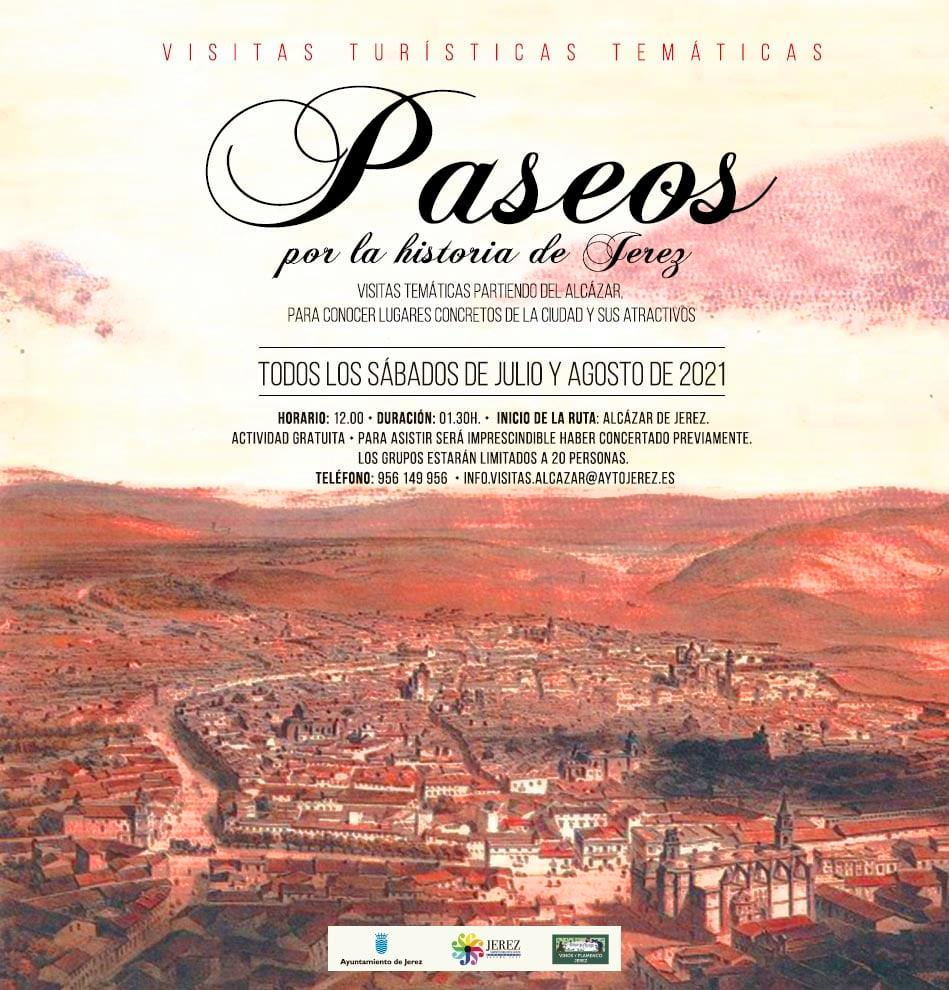 Visita Turística Temática - Paseos por la historia de Jerez