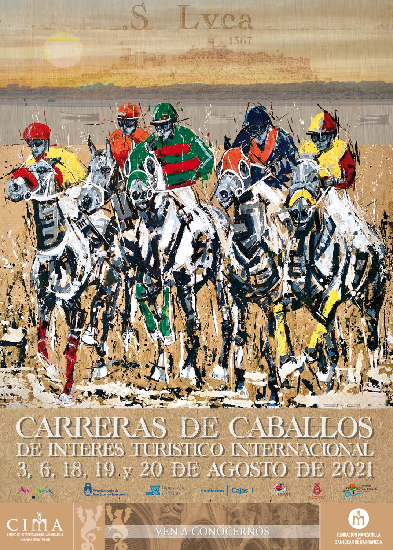Carreras de Caballos de Sanlúcar de Barrameda 2021