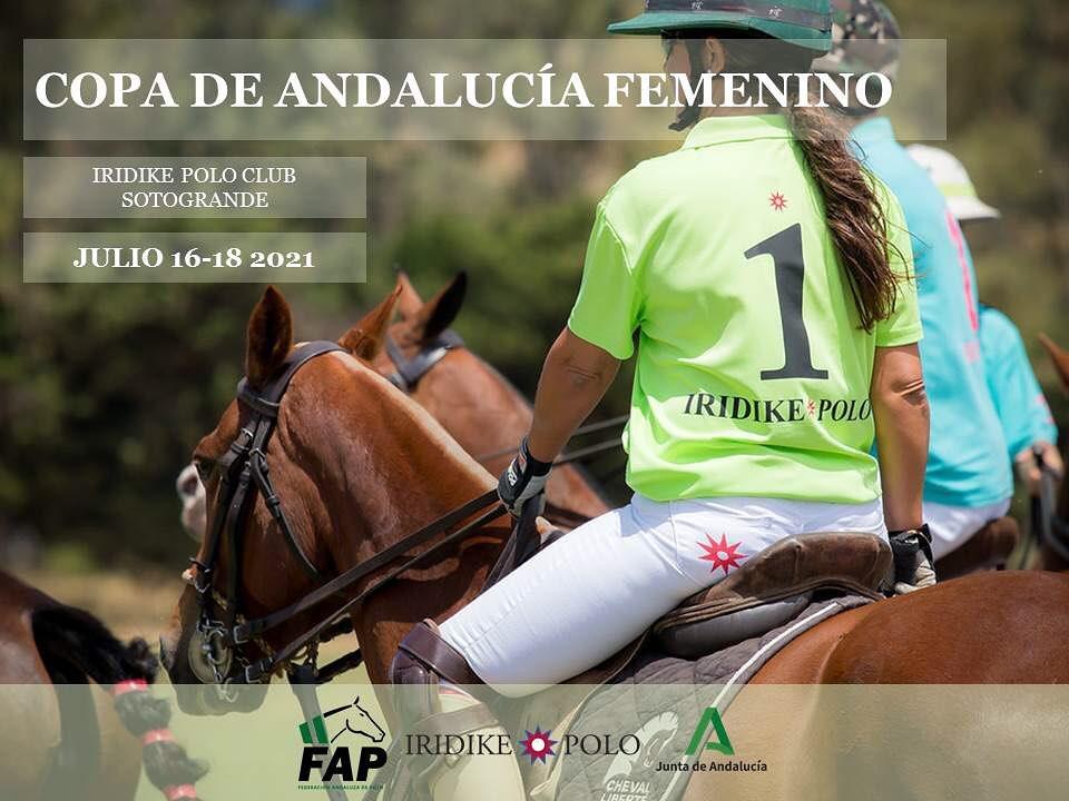 Copa de Andalucia Femenina en Iridike Polo Club Sotogrande