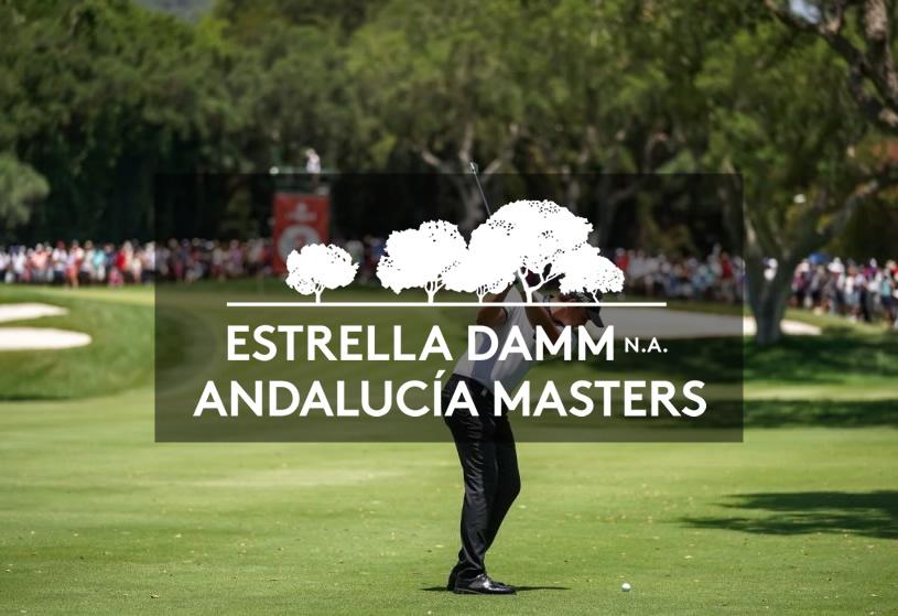 Estrella Damm N.A. Andalucía Masters de Golf en Club Valderrama - Sotogrande