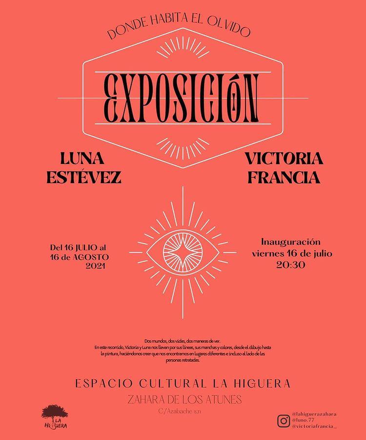 Exposición 'Donde habita el olvido' en La Higuera