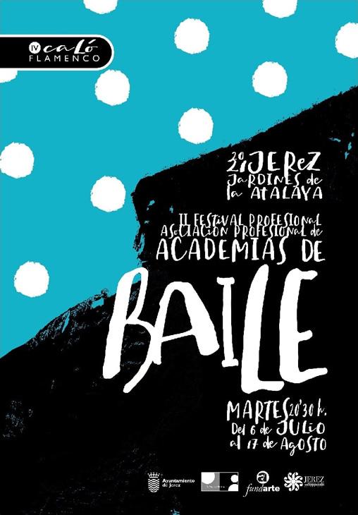 II Festival de la Asociación de Academias Profesionales de Baile de Jerez