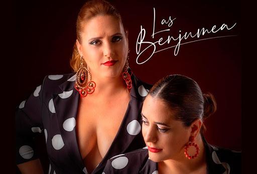 Actuación de Las Benjumea en El Huerto Copas
