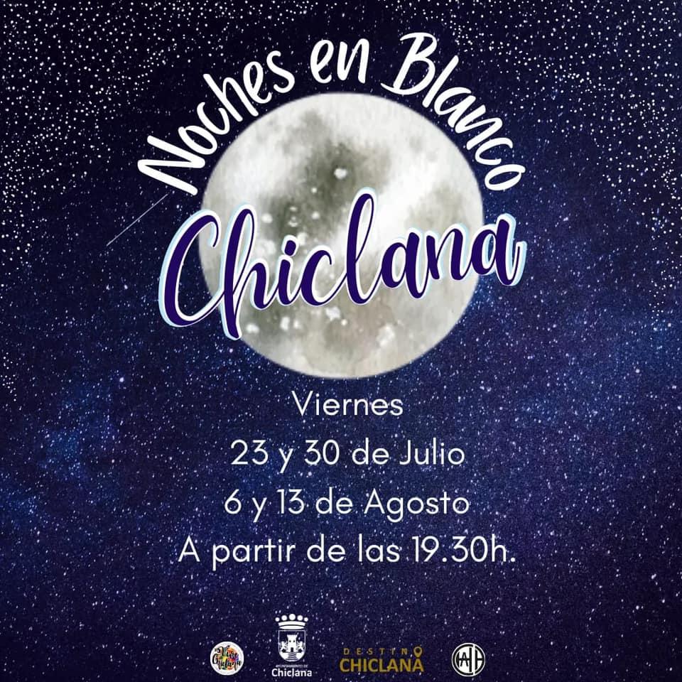 Noches en Blanco de Chiclana 2021