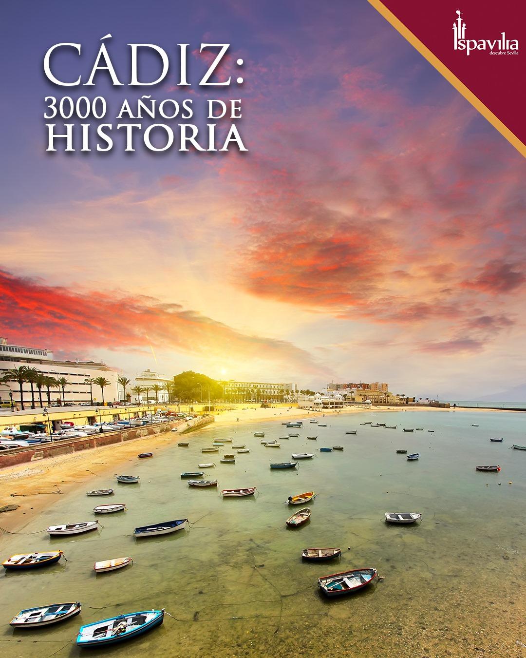 Ruta Cultural 'Cádiz: 3000 años de historia'